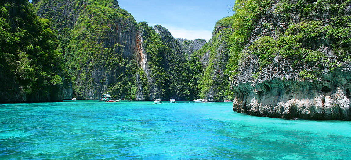 Phi Phi Island Tour Speedboat Tour Price By Luxury Boat